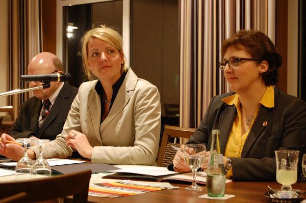 Ortsvorsitzendenkonferenz CDU Kreisverband Steinfurt in Saerbeck