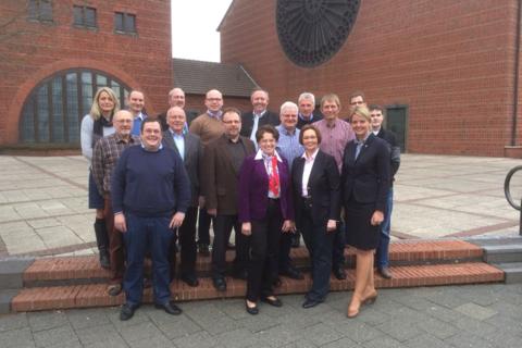 Mitgliederversammlung der CDU Ochtrup zur Aufstellung der Kandidaten für das Kommunalwahlverfahren