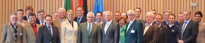 Landesagrarausschuss mit Staatssekretär Peter Bleser MdB in Düsseldorf
