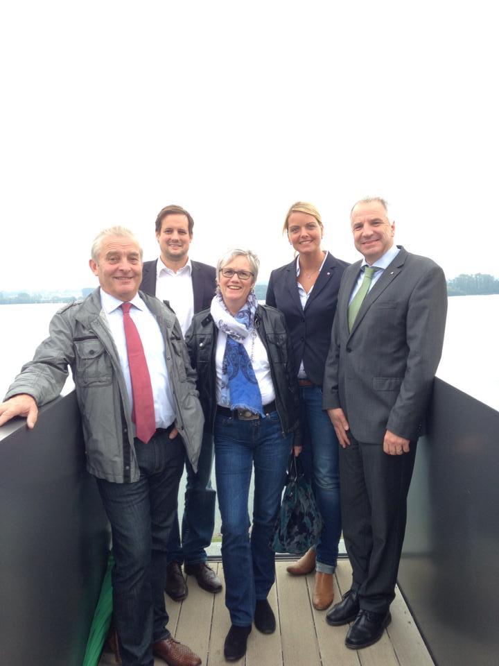Besuch der Landesgartenschau 2014 in Zülpich