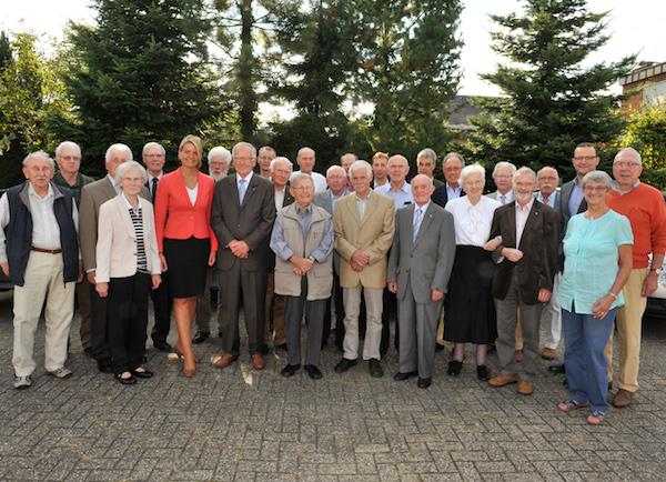 Mitgliederehrung CDU Borghorst