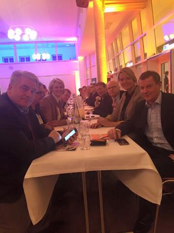 NRW-Delegiertenabend beim CDU-Bundesparteitag in Karlsruhe