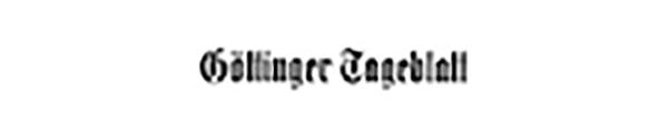 Göttinger Tageblatt: Blick auf konventionelle Landwirtschaft