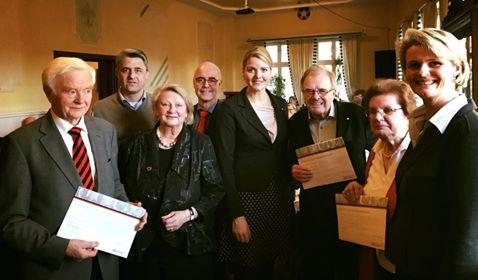 Neujahrsempfang der CDU in Greven