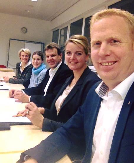 Bezirksvorstandssitzung CDU Münsterland in Münster