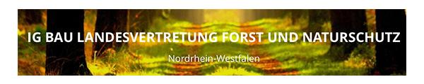 IG Bau Landesvertretung Forst und Naturschutz: Waldspaziergang