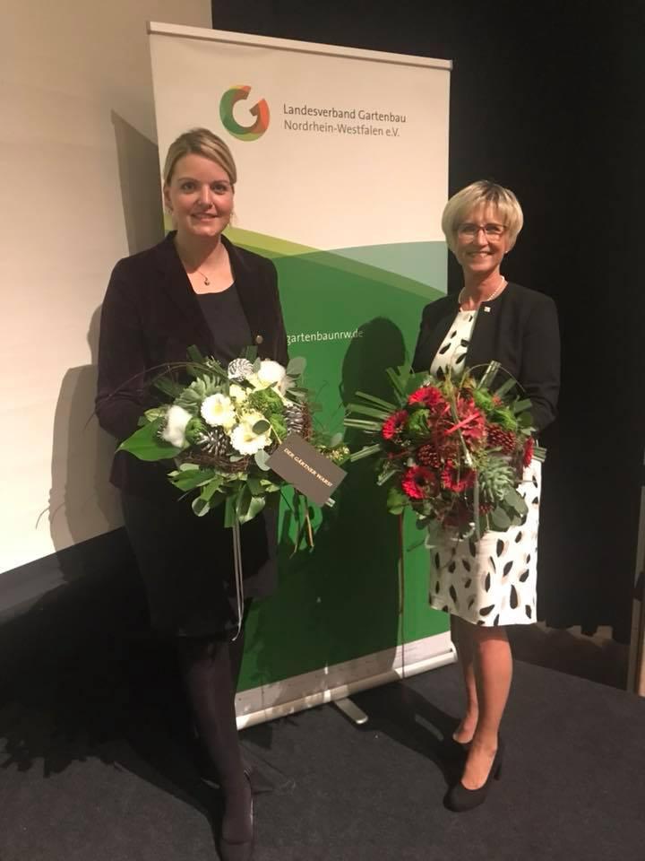 Delegiertentagung des Landesverbandes Gartenbau NRW