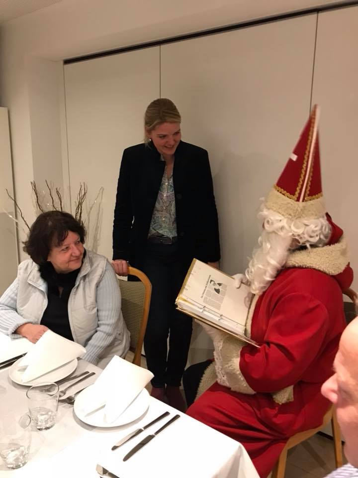 Weihnachtsfeier der CDU Steinfurt
