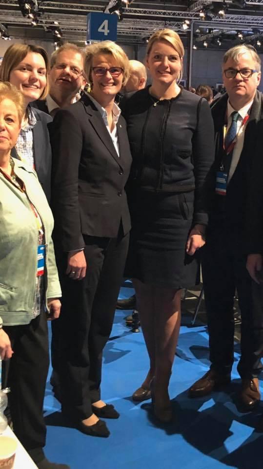 30. CDU-Bundesparteitag in Berlin