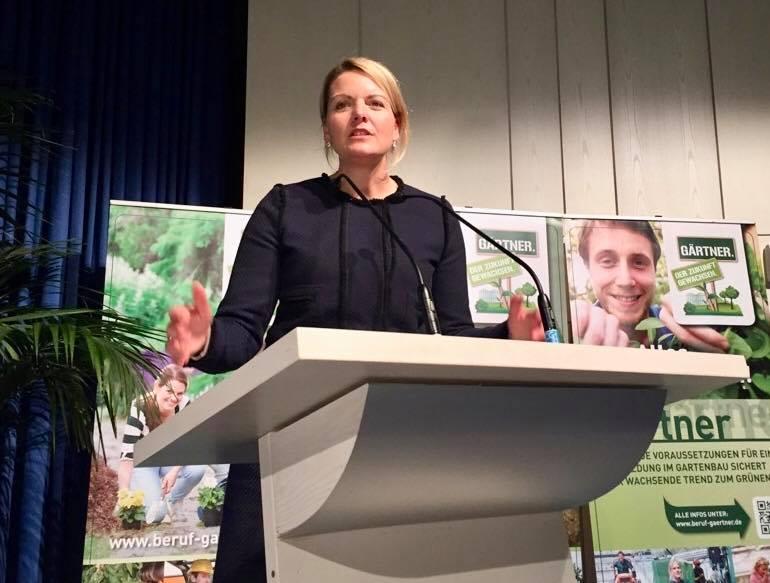 Eröffnung der IPM in Essen