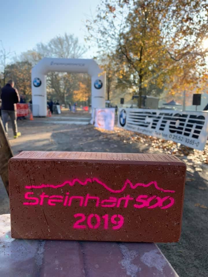 Startschuss beim Steinhart 500