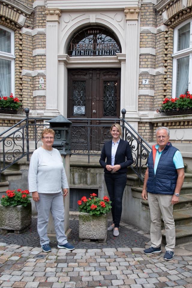 Besuch beim Heimatverein Borghorst