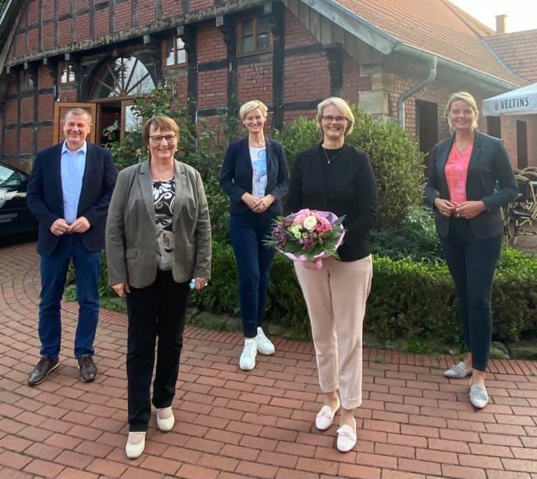 Grill-Buffet der CDU Westerkappeln mit Ministerin Anja Karliczek MdB und Markus Pieper MdEP