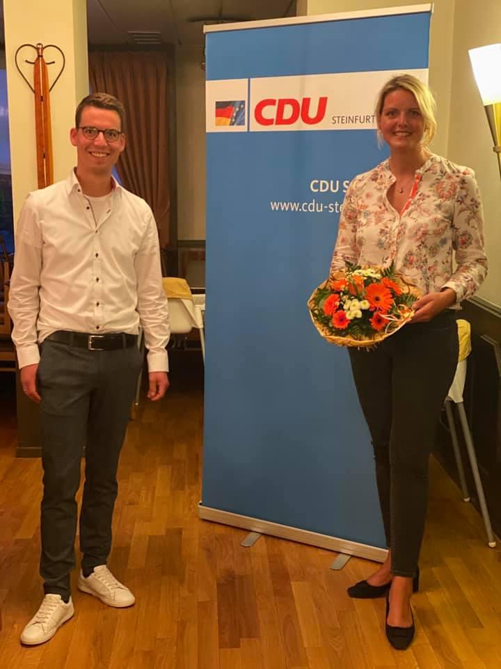 Mitgliederversammlung der CDU Steinfurt zur Vorbereitung der Landtagswahl 2022